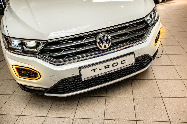 Volkswagen T- Roc leasing i Volkswagen T – Roc kredyt – pełne wsparcie dla kierowcy